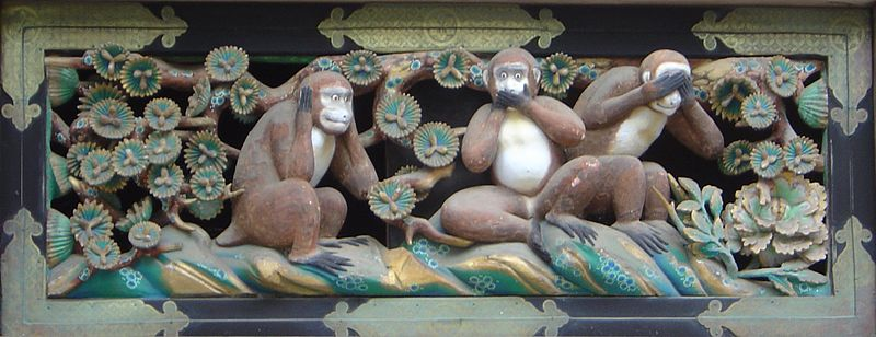 File:800px-Hear speak see no evil Toshogu.jpg