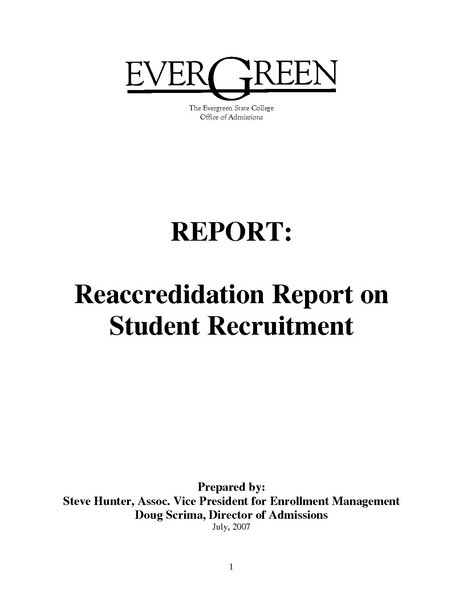 File:Report on Student Recruitment.pdf